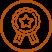 Icone presentando os certificados da Gabriel Bacelar