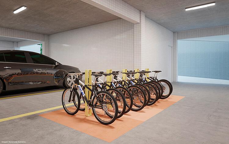 Persp. Bicicletas compartilhadas