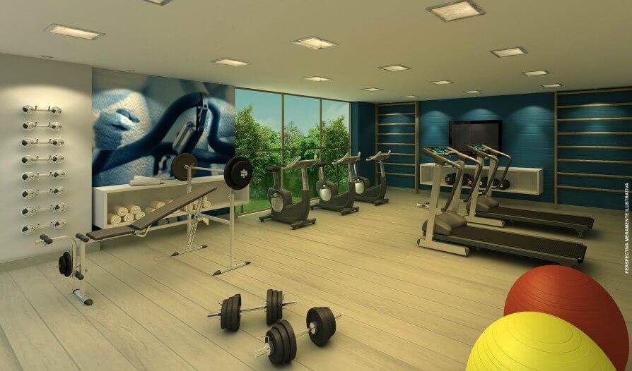 Persp. Espaço Fitness